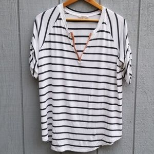41 Hawthorne Striped Tee